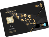 QuickX Hardware Wallet